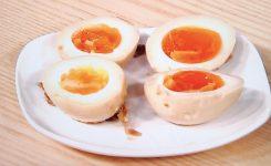 土井善晴の煮卵
