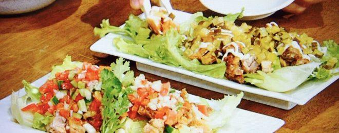 枝元なほみの鶏のまんま揚げ/きょうの料理