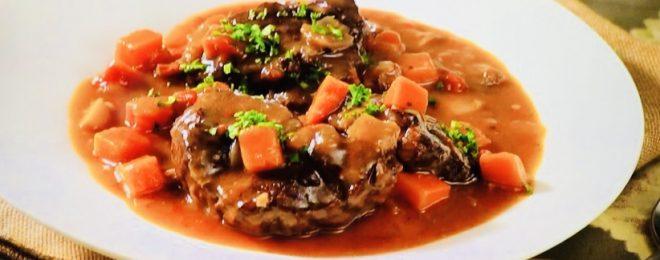 バツ江のビーフシチュー/きょうの料理ビギナーズ