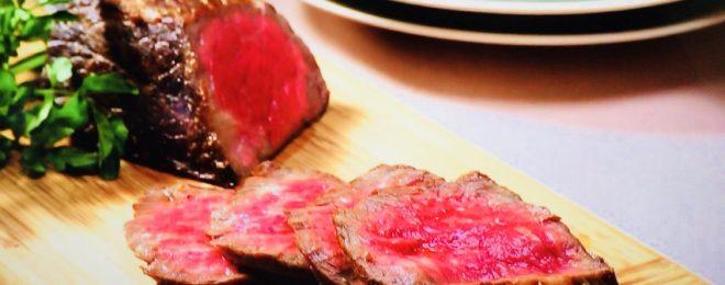 バツ江のローストビーフ/きょうの料理ビギナーズ