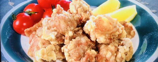 鶏の塩から揚げ/きょうの料理ビギナーズ