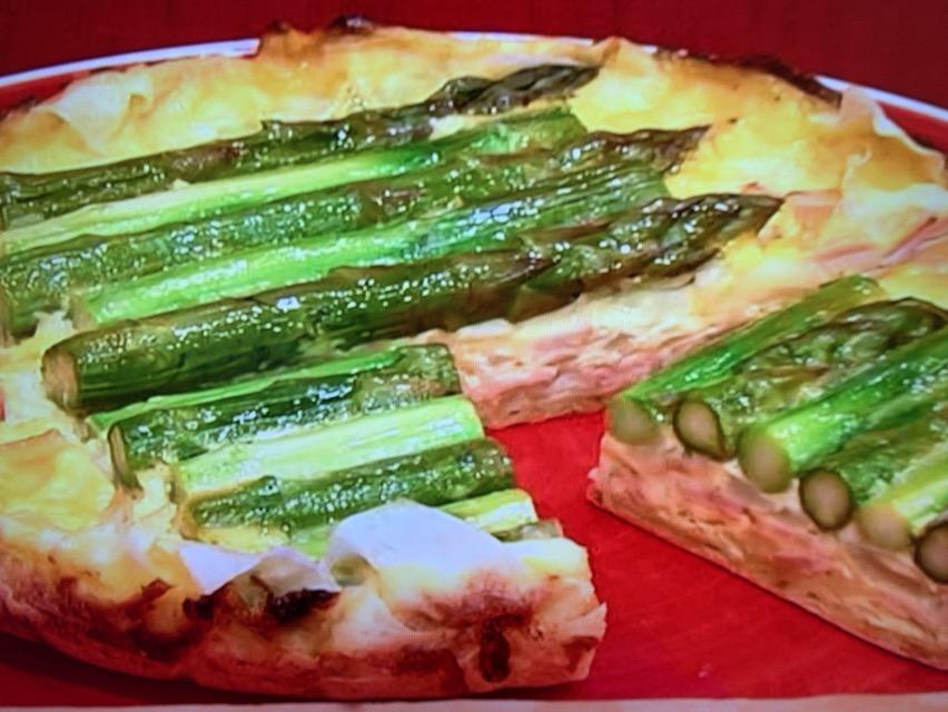 ストップ アスパラ ノン TV「ノンストップ」で紹介!カリッと美味しい♪鮭としめじのマヨソース和え